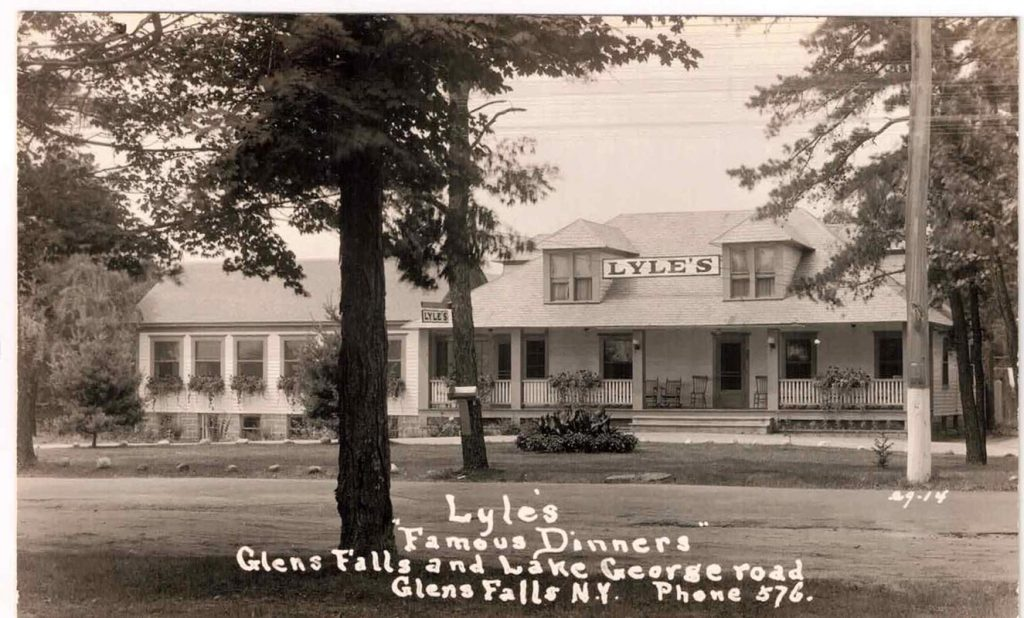 Lyle's Famous Dinners, Glens Falls NY