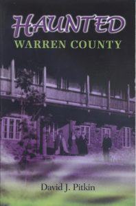 Cover of Haunted Warren County by David J. Pitkin