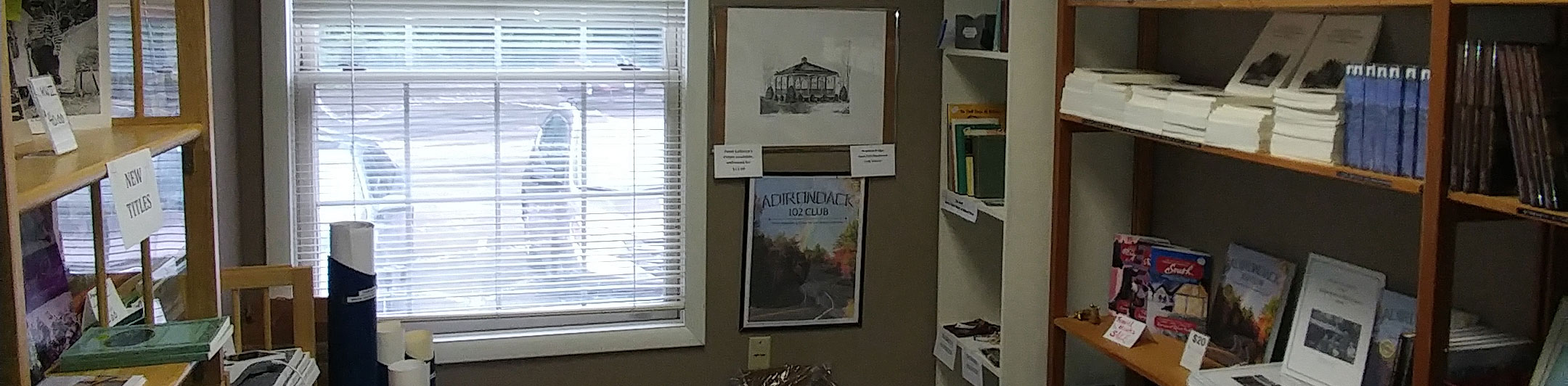 Publications on the History of Warren County NY at the Warren County Historical Society