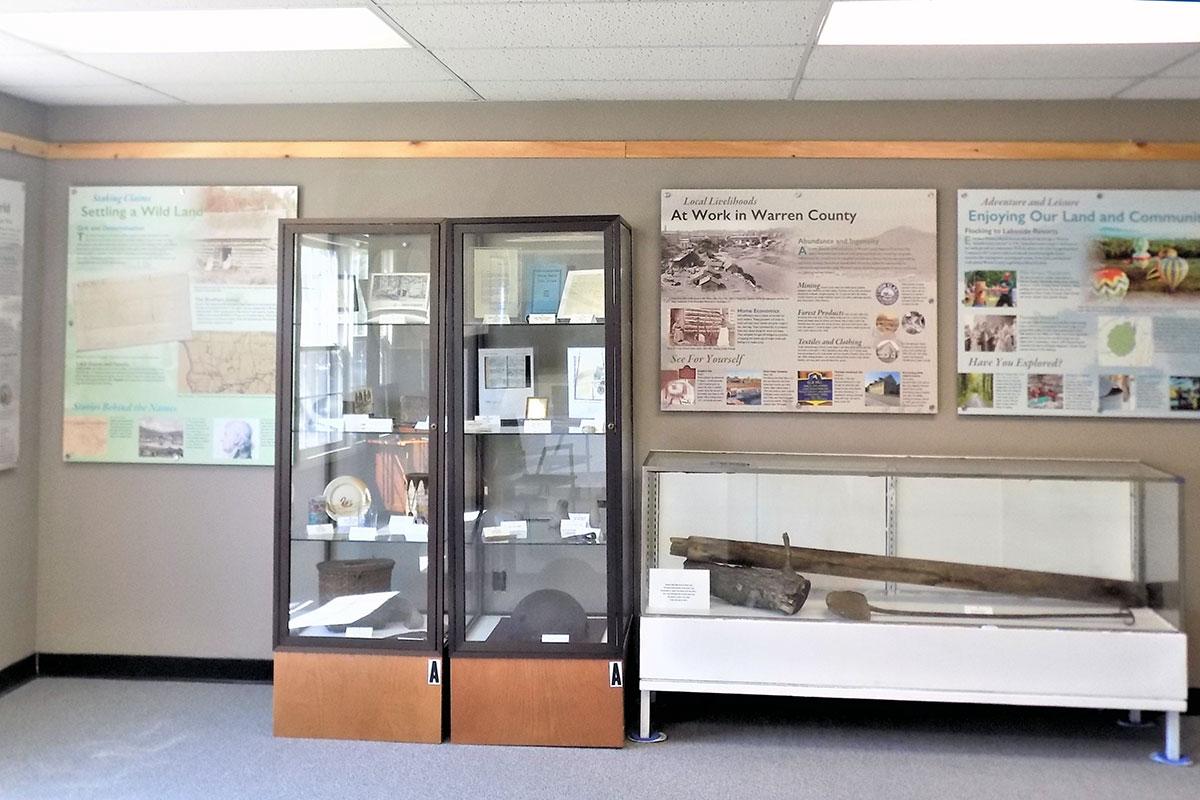Warren County NY History Museum