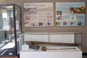 Warren County 360 Exhibit Artifacts