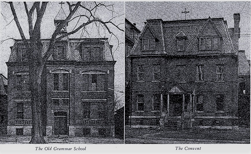 Sisters of St. Joseph Old convent and Grammar School Glens Falls NY